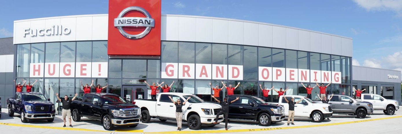 Fuccillo Nissan of Clearwater