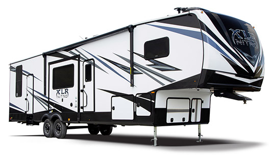 Forest River XLR Nitro Toy Hauler Sales in Knoxville, TN