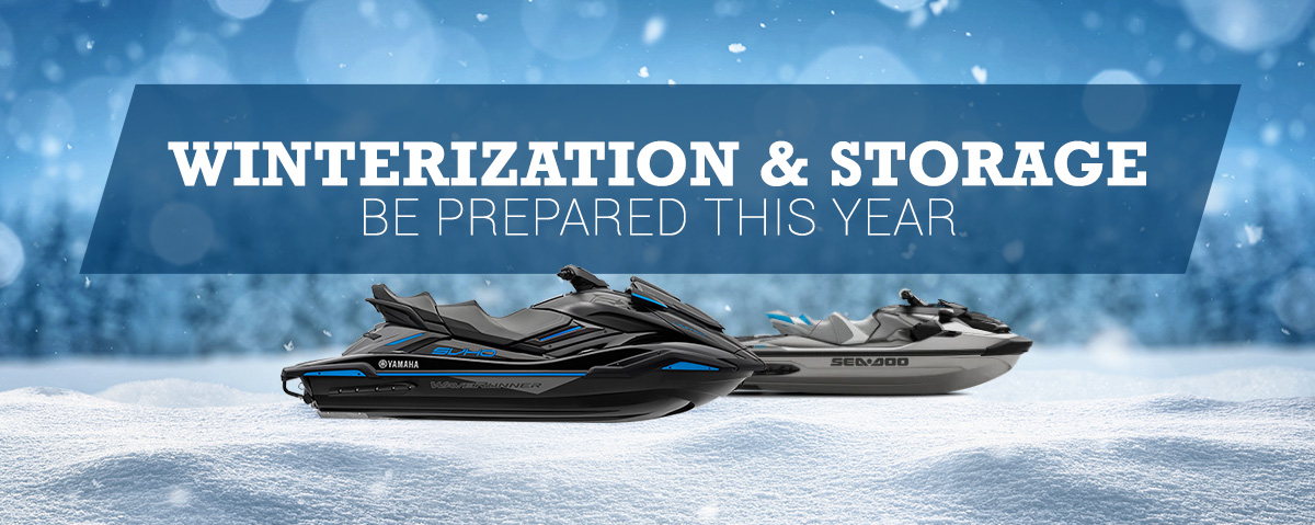 Winterization & Storage in Middletown, NJ