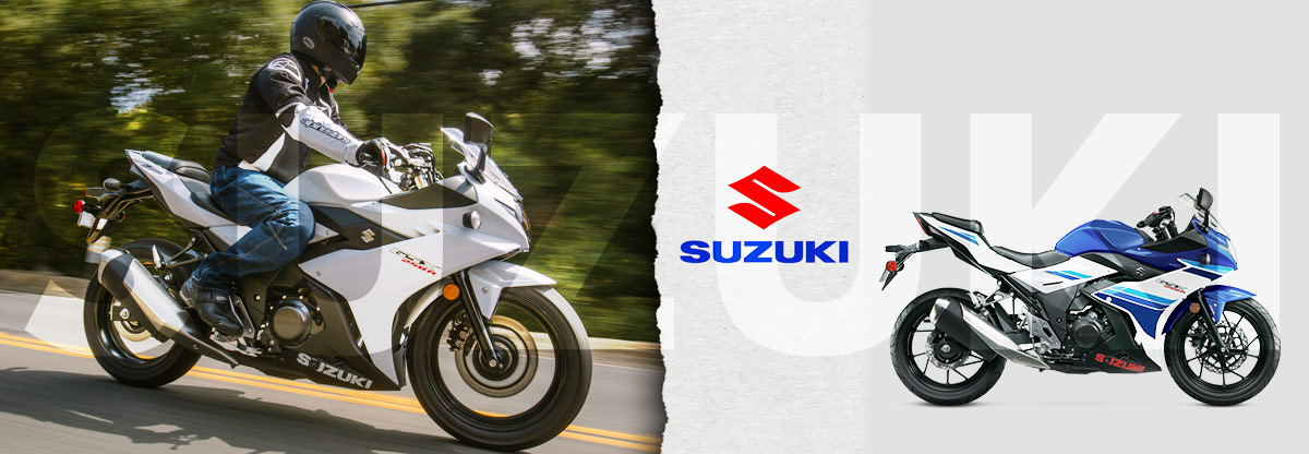Shop Our Massive Inventory Of New Suzuki GSX Bikes