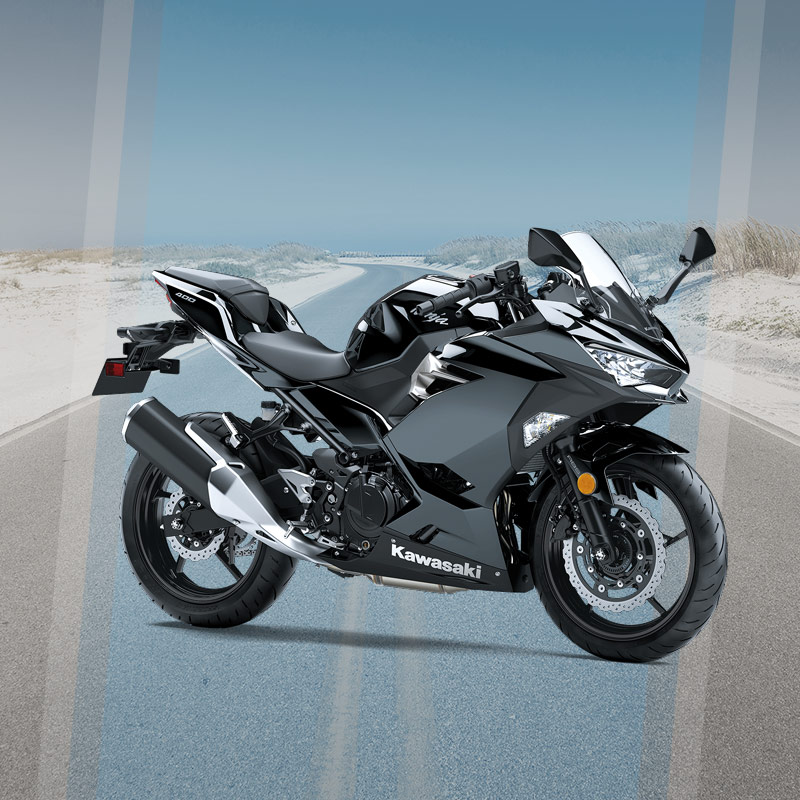2019 Kawasaki NINJA® 400 ABS for Sale near Me