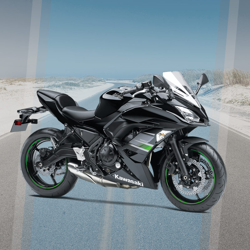 2019 Kawasaki NINJA® 650 ABS Financing in Massapequa, NY