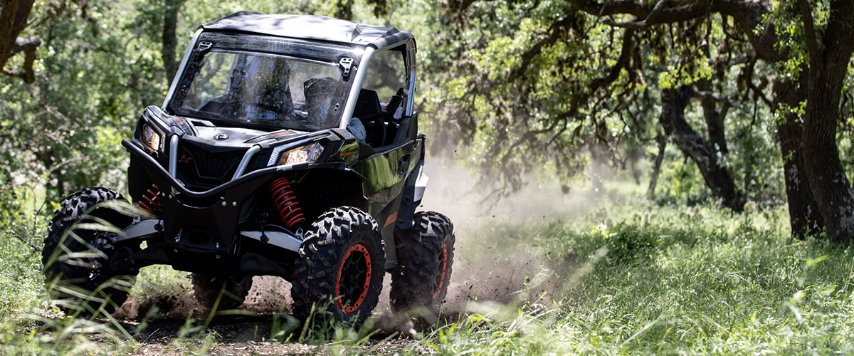 2020 Can-Am Off-Road Vehicles header