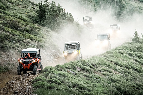 2020 Can-Am Side-by-Side Vehicles for Sale near Me