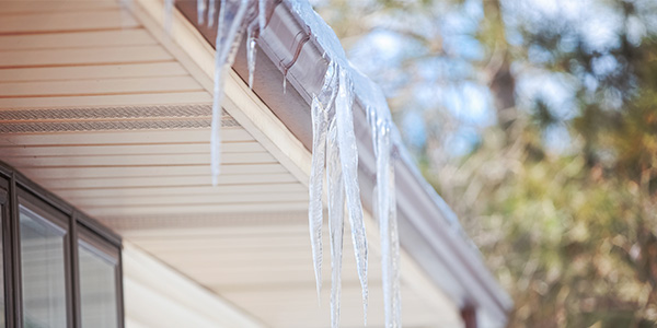 icy home